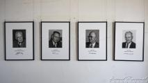 De directeuren van Alcatraz