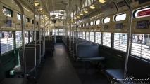 Retro tram