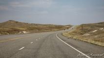 De saaie highway 287