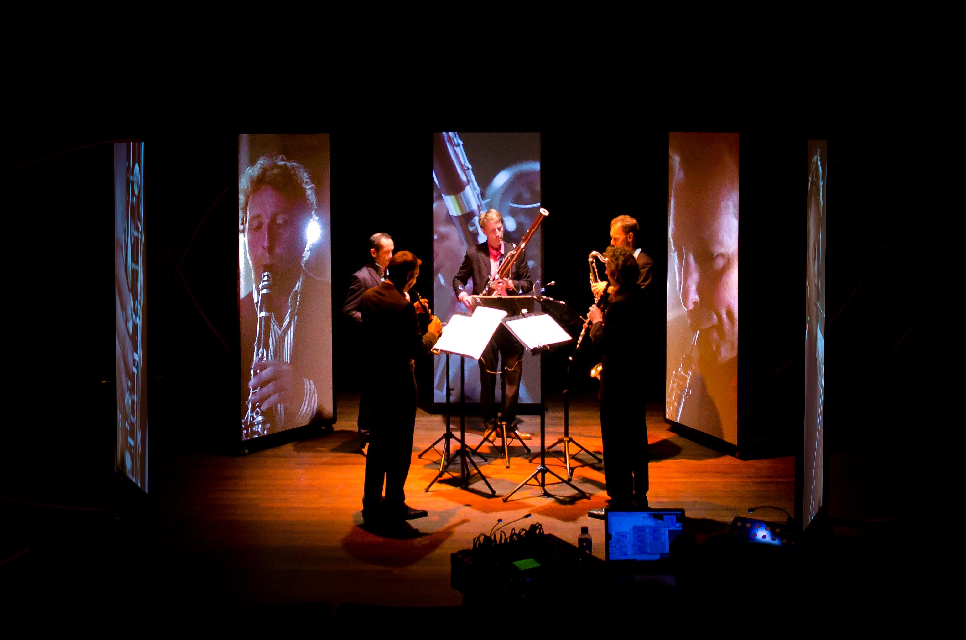 Moving Music in Den Bosch