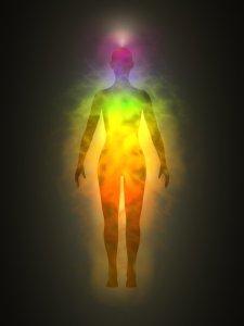 Colores del aura