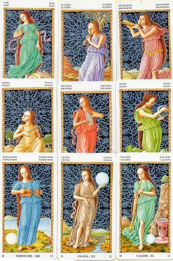 Tarot de Mantegna, más que una baraja de tarot