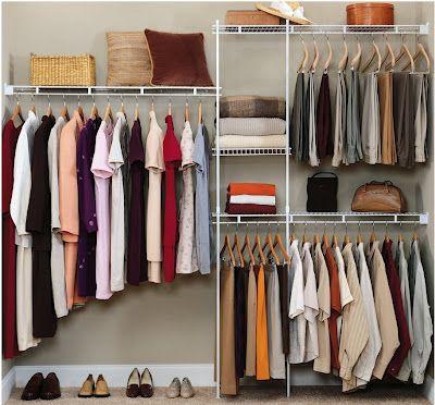 Ordena tu armario y tu calzado según el feng shui