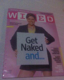 Portada de la Wired Magazine 15-04