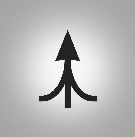 Vision arrow
