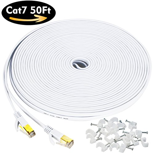 Cat 7 ethernet cable 100 ft, Wireless Outdoor Networking