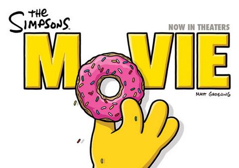 阿森一族大電影 THE SIMPSONS MOVIE   A-r-O-h-a_mibo....自得其樂