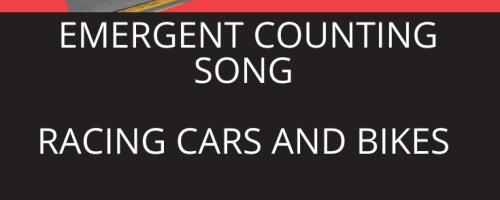 emergent counting song racing cars and bikes to support