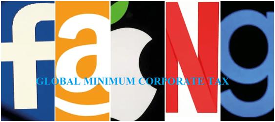 ग्लोबल मिनिमम कॉर्पोरेट टैक्स पर सहमति                (6.06.21 डेली करंट अफेयर्स)
