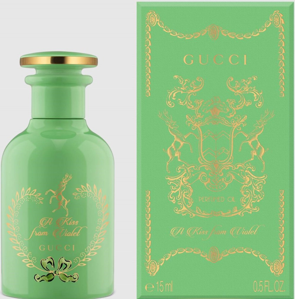 Gucci - The Alchemist Garden - A Kiss from Violet