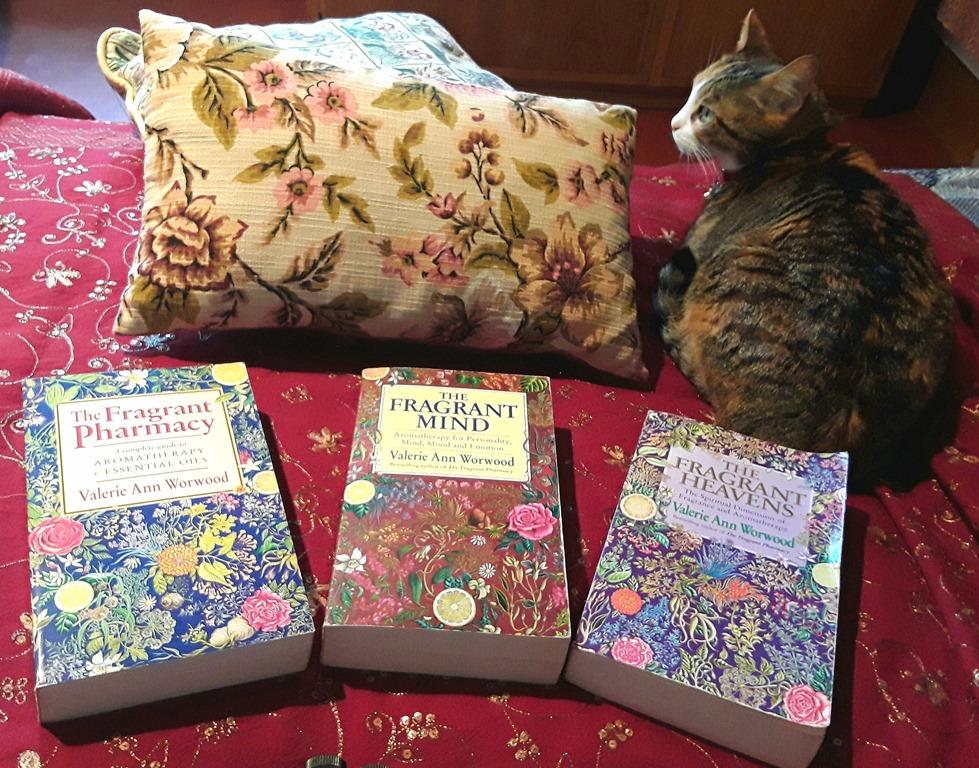 livres aromathérapie chat