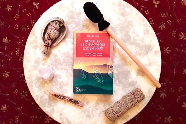 livre réveillez le chaman qui est en vous