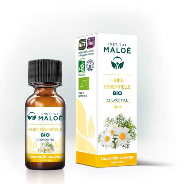 huile essentielle de camomille sauvage