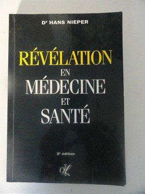 Révélation Santé Et Bien être Avis : révélation, santé, être, Livre, Révélations, Médecine, Santé, Nieper.