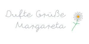 Dufte Gruesse, Margareta