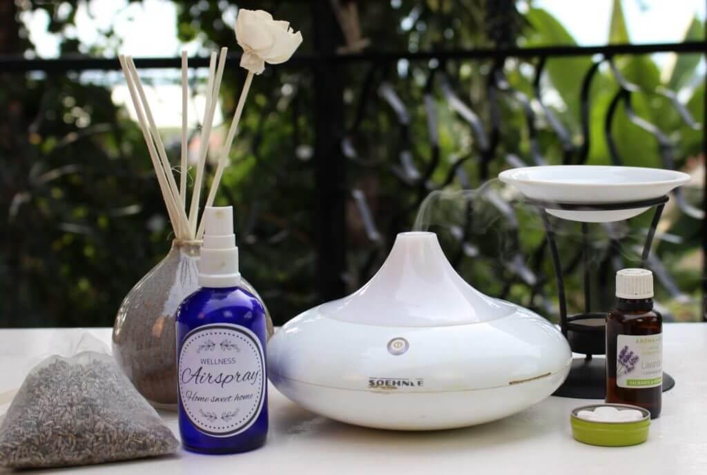 natürlicher Mückenschutz mit ätherischen Ölen