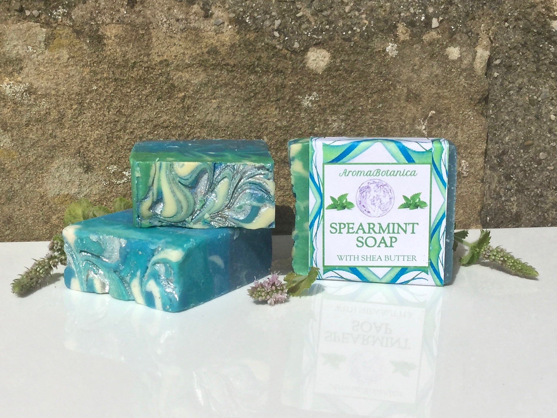 Fresh Air Soap – Spearmint