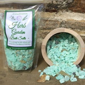 Herb Garden Bath Salts