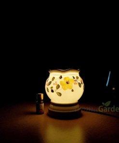 đèn xông tinh dầu gốm sứ cỡ vừa