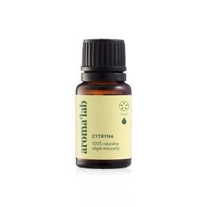 olejek cytrynowy ze skórki cytryny