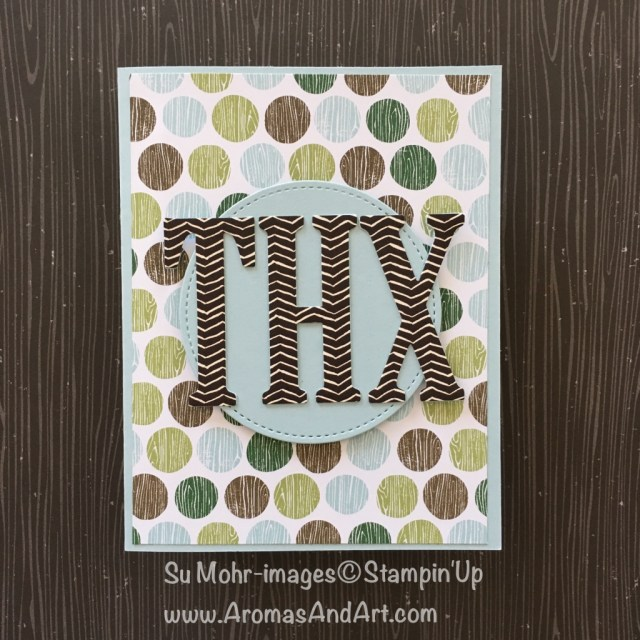 By Su Mohr for Global Design Project; Featuring: Large Letters, Coffee Break, Stitched Shapes, Painted Autumn; For more details click through to my blog! #thx #thankyoucard #masculinecards #paintedautumn #largelettersalphabet #coffeebreak