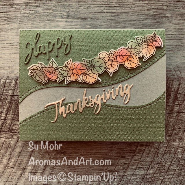 By Su Mohr for PP; Click READ or VISIT to go to my blog for details! Featuring: Quite Curvy Bundle, Word Wiushes Dies, Tasteful Textile embossing, Brushed metallic Paper;