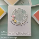 By Su Mohr for FMS; Click aromasandart.com to go to my blog for details! Featuring: Birds & More Dies, Layering Circles Dies, Ornate Thanks Stamp Set, Stamparatus, Birds & Branches Stamp Set; #sumohr #aromasandart #birds&more #birds&branches #layeringcircles #ornatethanks #cardsketches #cardchallenges #circlesoncards #handmadecards #handcrafted #diy #cardmaking #papercrafting #stamping #heartsoncards