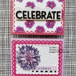 By Su Mohr for Stampin Sunday; Click aromasandart.com to go to my blog for details! Featuring: Delicate Dahlias Stamp Set, Playful Alphabet Dies, Scalloped Contours Dies; #delicatedahlias #scallopedcontours #playfulalphabet #celebrationcards #flowers #flowersoncards #cardtechniques #handmadecards #handcrafted #diy #cardmaking #papercrafting #howto #sumohr #aromasandart.com/shop