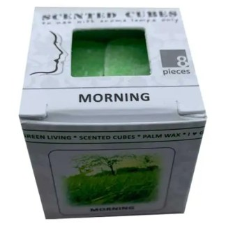 morning, scented cubes, waxmelts, scentchips,