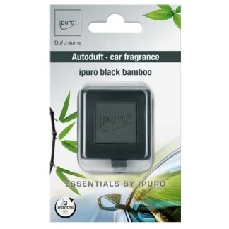black bamboo, ipuro, autogeuren, carscents,