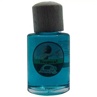 tropical, aromajar, diffuserolie, etherische olie,