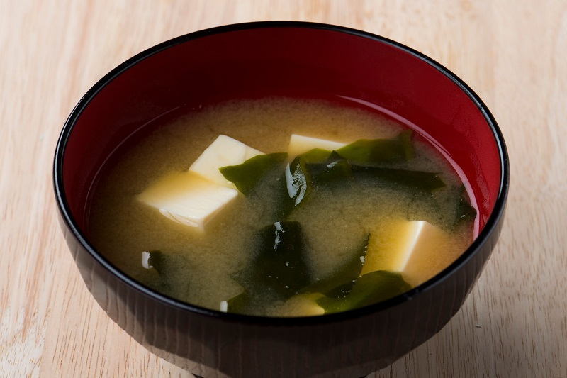 Japanese Fermented Soybean Soup Miso Soup  Aroma Asian