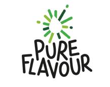 Pure Flavour - klassische Aromen auf dem Prüfstand - Grüne Minze / Grüner Apfel / Drachenfrucht / Kirsche / Himbeere