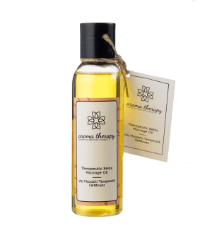 Therapeutic Relax Massage Oil