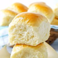 Ladi Pav Recipe (Eggless Dinner Rolls)
