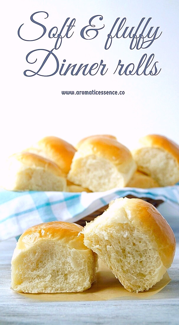 Pao (unsweetened dinner rolls)