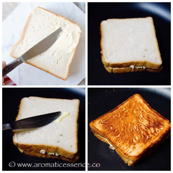 Mayo Sandwich