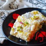 Kalakand | How To Make Kalakand | Indian Milk Cake