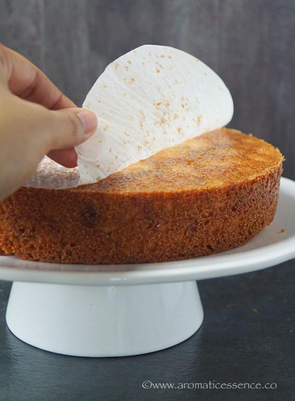 sooji cake
