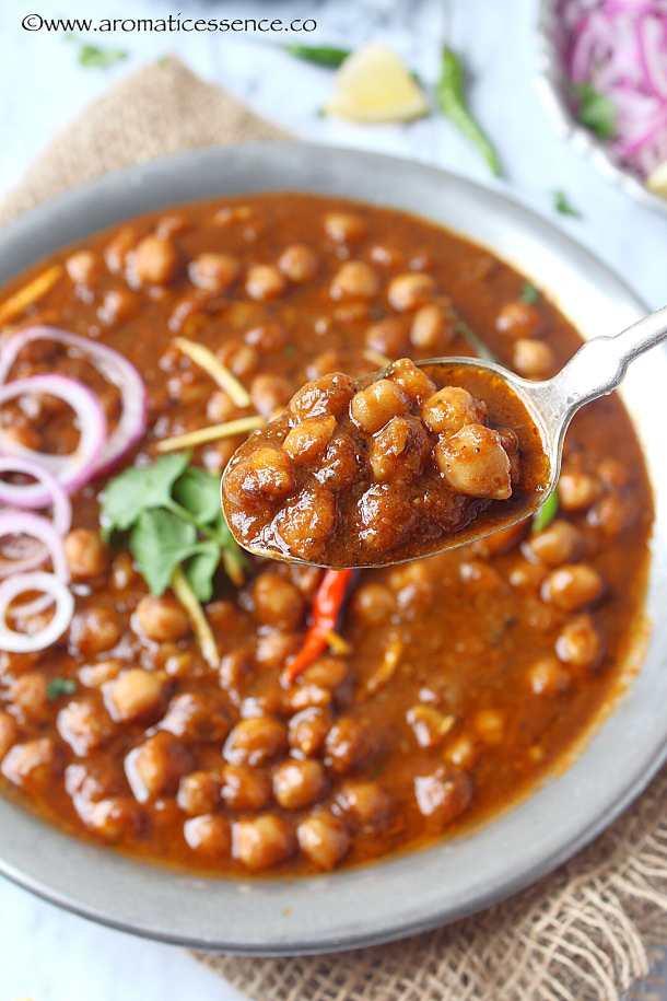 Instant Pot Chana Masala Recipe | Easy Punjabi Chole Masala
