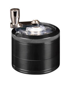 aerospaced grinder with handle
