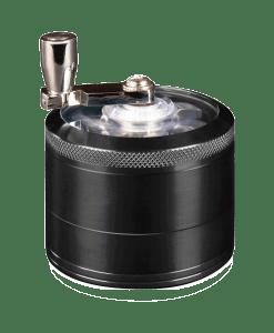 aerospaced grinder with handle