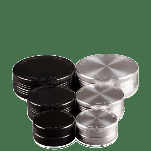 space case metal grinder