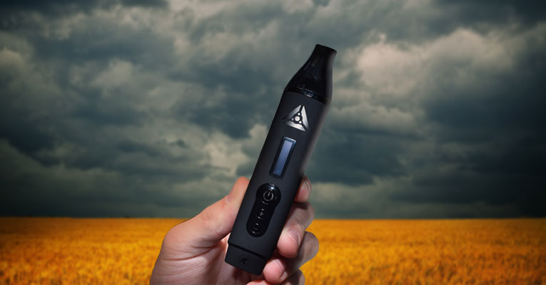 use vaporizer for weed