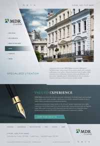 Professional Web Design | Financial Web Design | Corporate ...