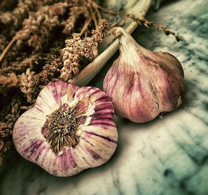 Aceite esencial de ajo – alium sativum