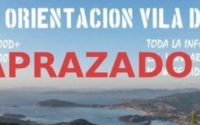 Trail de orientación e andaina de orientación Vila de Baiona 2018 Aprazado