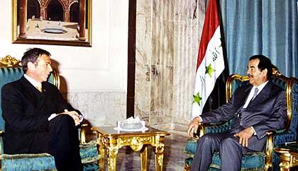 IRAQ-AUSTRIA-HAIDER