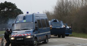 French Mobile Gendarmerie
