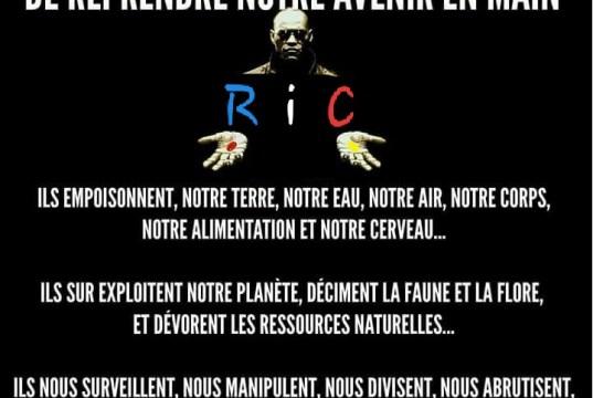 SOYONS LA RÉSISTANCE ✊ SOYONS ÉVOLUTIONNAIRE ❤